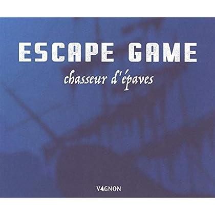 Escape Game chasseur d'épaves