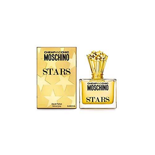 Moschino Damen Eau de Parfum Cheapandchic Stars 50.00 ml, Preis/100 ml: 107.9 EUR