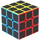 Bighub Speed Cubes, High Stability Cubes, Rubik Cubes For Kids (3x3x3 Neon Cube)