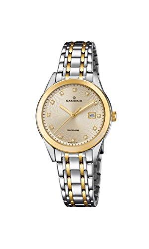 Candino Damen-Armbanduhr C4695/2
