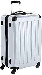 HAUPTSTADTKOFFER - Alex - Luggage Suitcase Hardside Spinner Trolley 4 Wheel Expandable, 75cm, white (B00518N8LY) | Amazon price tracker / tracking, Amazon price history charts, Amazon price watches, Amazon price drop alerts