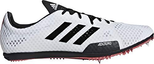 adidas Herren Adizero Ambition 4 Fitnessschuhe, Mehrfarbig (Ftwbla/Negbás/Rojsho 000), 45 1/3 EU