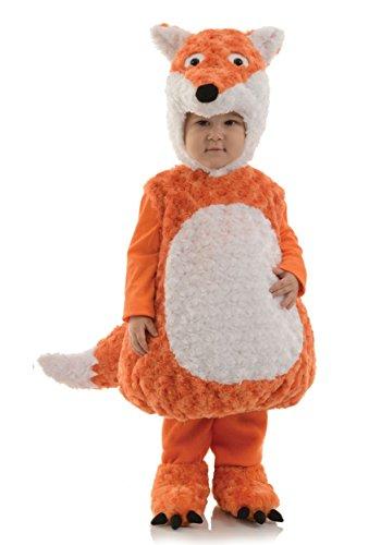 21 Kostüme (Kleiner Fuchs - Belly Babies Kostüm Gr. M / 18-24 Monate)