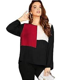JUNEBERRY 100% Cotton Multicolor Round Neck Full Sleeve T-Shirt for Women/Girls