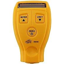 Medidor de espesor de espesor de espesor ultrasónico de herramienta de diagnóstico caliente Medidor de espesor