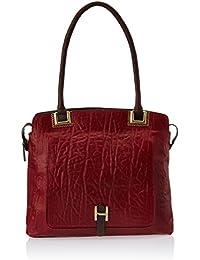 Hidesign Amore 01 Red Leather Shoulder Bag Handbag