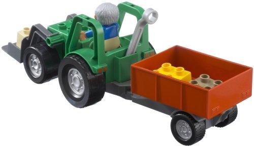 LEGO Duplo 4687 - Traktor mit Anhänger