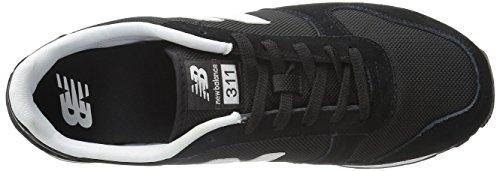 Vida Estilo Preto Novo Sneaker Equilíbrio Ml311 De Homens Dos Moda aTEwvWqA