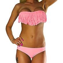 suchergebnis auf f r fransen bikini mit tr ger. Black Bedroom Furniture Sets. Home Design Ideas