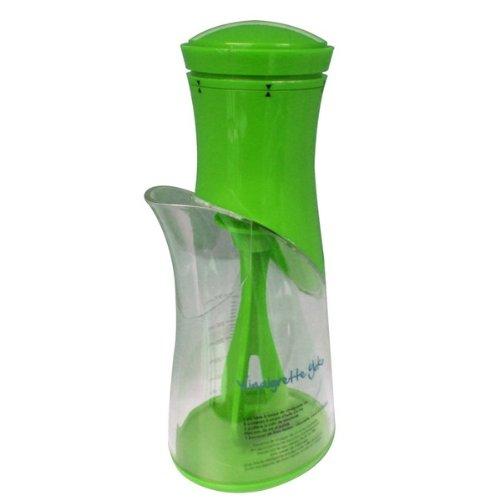 Yoko design - Mélangeur à vinaigrette Méli Saveurs - Vert