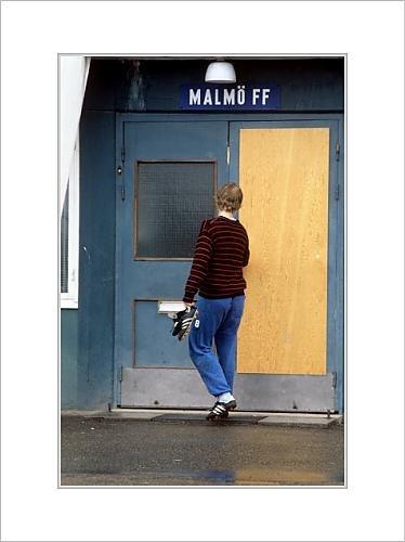 mounted-prints-of-soccer-european-cup-semi-final-second-leg-malmo-ff-v-austria-wac-vienna