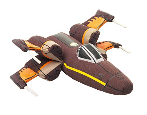 "Figurine en peluche Star Wars : Épisode VII ""Le X-Wing Fighter de Poe"""