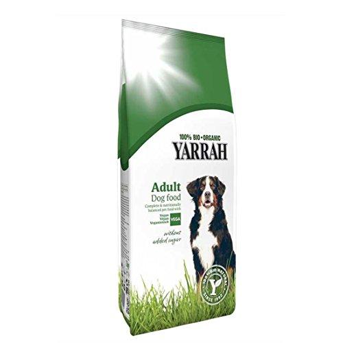 Yarrah | Dogfood Vegetarian Organic | 10KG