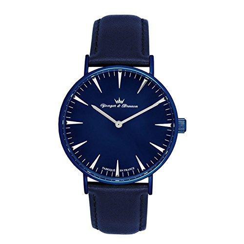 Reloj Yonger & Bresson hombre Azul–HCBL 075/GG