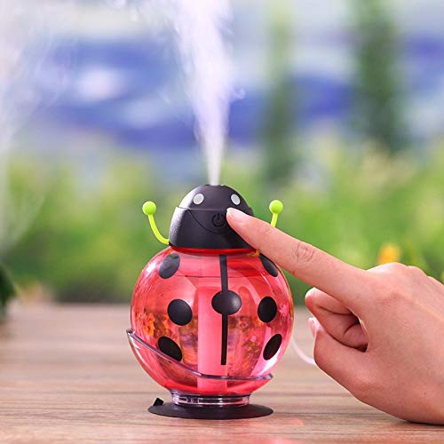 Torque Traders USB Humidifier Incubator Diffuser Led Mini Air Humidifier Air Dif