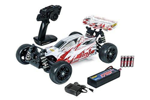 Carson 500404170 1:10 Ninja 4WD X10 2.4G 100% RTR