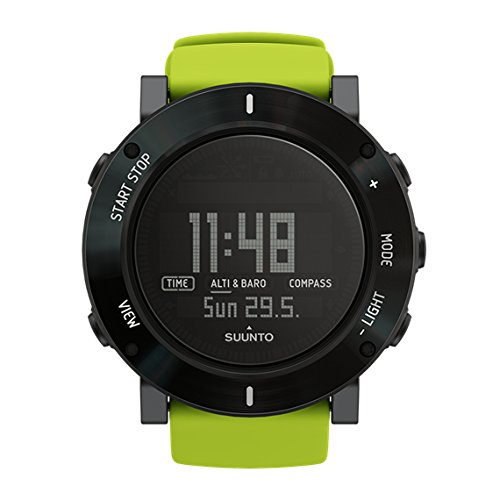 Suunto Uhr CORE CRUSH, Lime, One size, SS020693000