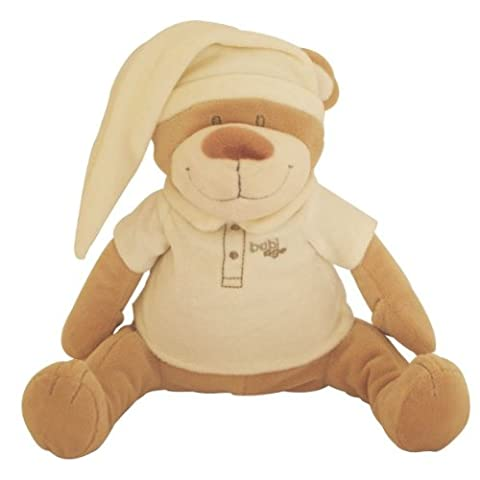 Teddy Bear Doodoo - Calms the Crying Baby with Womb Sounds - Automatic Turn On Puts the Baby To Sleep at