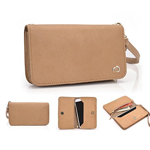 kroo-genunie-leather-clutch-wallet-wristlet-for-5-inch-smartphone-carrying-case-fits-htc-desire-310-