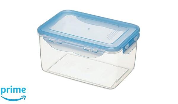 1,3/l Kitchencraft Pure Seal Frischhaltedose aus Plastik rund