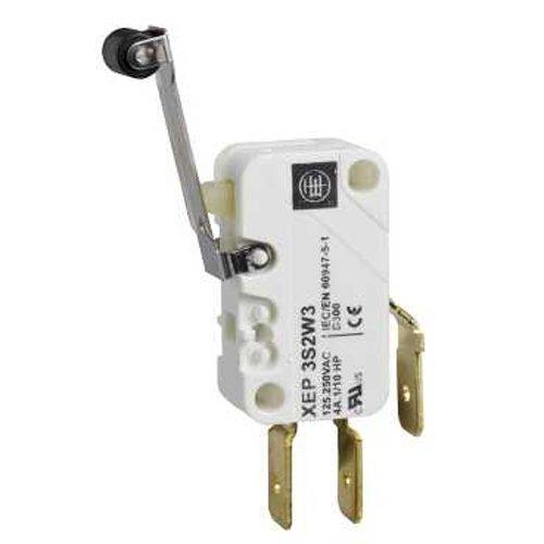 Schneider Electric XEP3S1W2B529 Snap Switch SP CO, Miniatur Snap Action (Snap-action Switch)