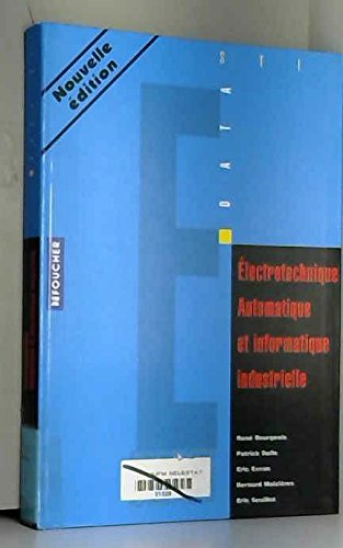 Électrotechnique, automatique et informatique industrielle par Collectif
