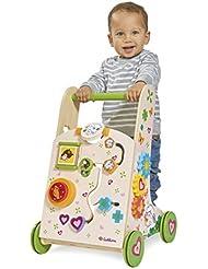 Simba Eichhorn 100005811–Mouton, et bébé Trotteur de jeu, multicolore