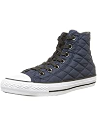 Converse Ctas Quilted Hi, Damen Hohe Sneakers