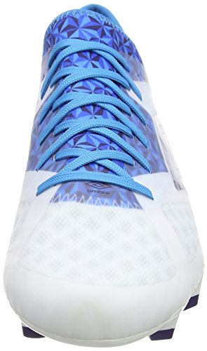 Hombre Blanco Azul De Pro Umbro Velocita Blanco Aura Fútbol Iii Diva Hg epn Astral Zapatos 1YgqXxq