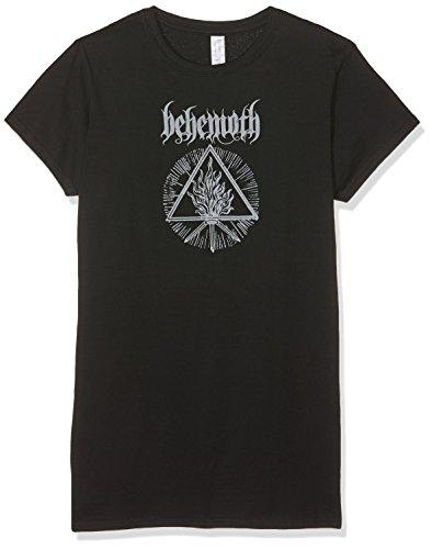 Behemoth - T-shirt Femme - Furor Divinus T-Shirts Noir (Black)