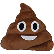 Coussin Oreiller Emoticône Emoji en Peluche Souple