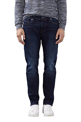edc by Esprit 106cc2b010, Jeans Homme Bleu (blue Dark Wash 901)