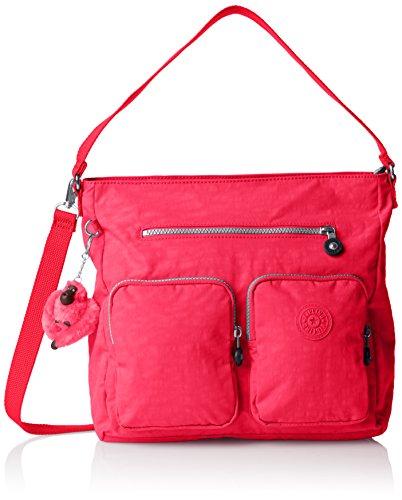 Kipling - Tasmo, Borse a Tracolla Donna Rose (Flamboyant Pink)