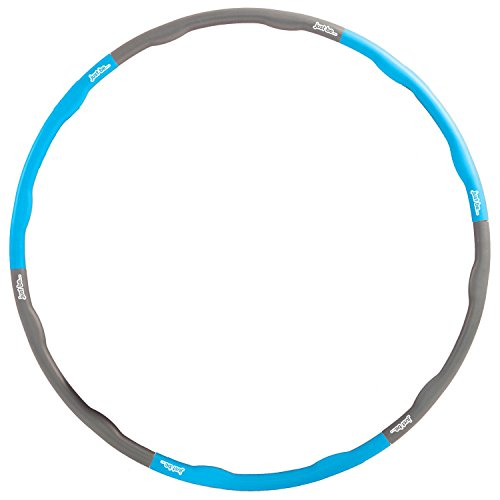 Just be. Fitness Hula Hoop Blue 1.5kg
