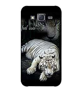 Doyen Creations Printed Back Cover For Samsung Galaxy E7