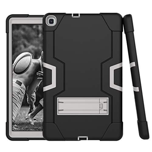 Jintime Für Samsung Galaxy Tab S5e Robuste Tasche 2019 (SM-T720 / SM-725) Tablet Cover Hard Case mit Klappständer Trischicht Schutz Kompatibel für Galaxy Tab S5e T720 / 725 2019 (E) (Tablet Student Samsung)