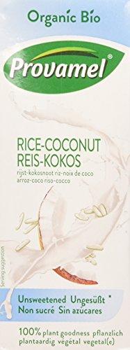 Provamel Boisson à Base de Riz Noix de Coco Bio 200 ml