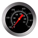 BBQ grill Thermometer Dial Temperature Gauge Gage Cooking Household Kitchen Food Temperature Meter