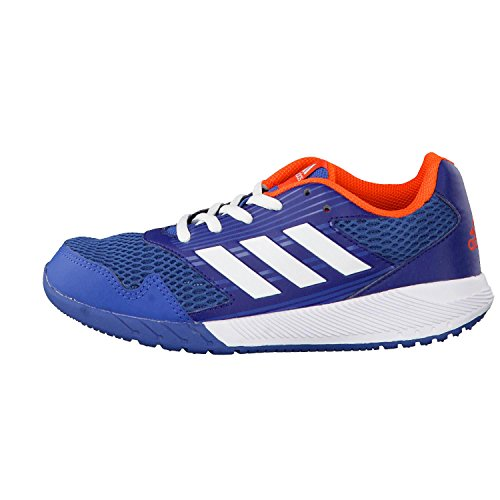 Adidas AltaRun K boys, toile, sneaker low blau