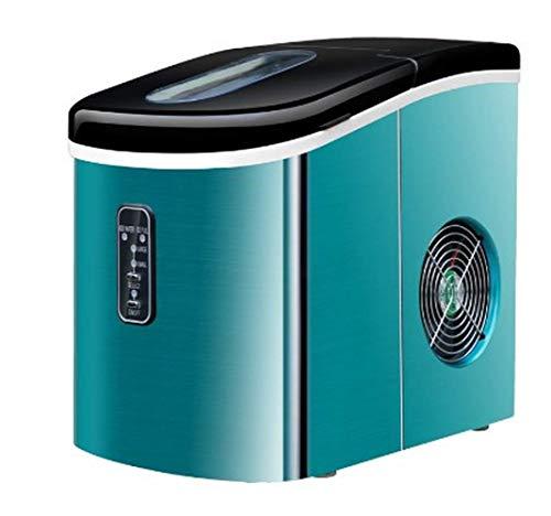 gogobest Freie tragbare automatische Eismaschine des Verschiffen-16kgs / 24H, Haushalts-Kugel-rundes EIS Stellen Maschine für Familie, kleine Stange, Kaffeestube her (Eis-maschinen-reiniger)