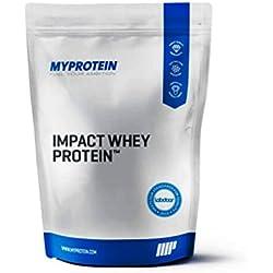 MyProtein Strawberry Cream Impact Whey Protein 1000g