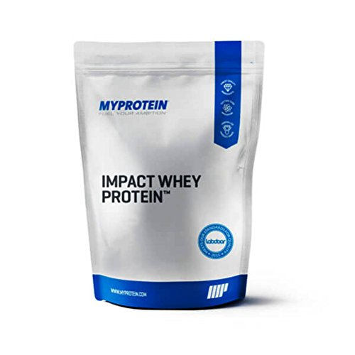 MyProtein Strawberry Cream Impact Whey Protein 1000g