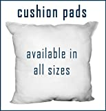 """ARLINENS DUCK FEATHER AND DOWN PILLOWS, DUCK FEATHER CUSHION PAD, DUCK FEATHER V PILLOW (DUCK FEATHER CUSHION FILLER SIZE 18""""X18"""")"""