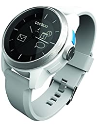 Cookoo SmartWatch Bluetooth Blanco para iPhone