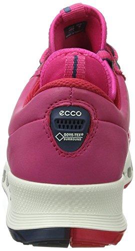 Ecco Cool 2.0, Scarpe da Ginnastica Basse Donna Rosso (50229beetroot/beetroot)