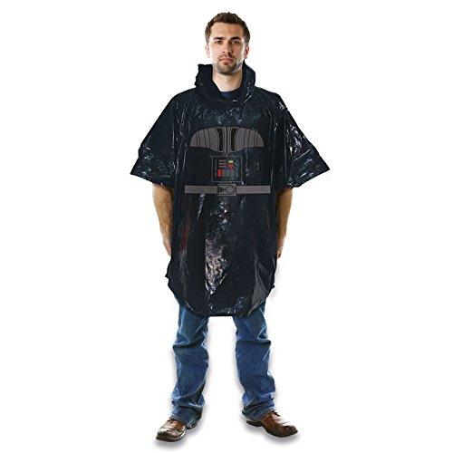 Imagen de star wars  accesorio para disfraz de adulto darth vader unisex a partir de 18 años pp2257sw  poncho darth vader alternativa