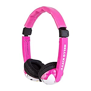 Kid Safe 1 Headphones Compatible with Smartphones, Tablets and MP3 Devices Including iPhone 4/4S/5/5S/5C/6/6 Plus, iPad 2/3/4/Air/Mini, iPod Nano 7th Generation, iPod Touch 5th Generation, Samsung Galaxy S2/S3/S4/S5, Galaxy Note 2/3, Galaxy Tab 2/3/4, Ama