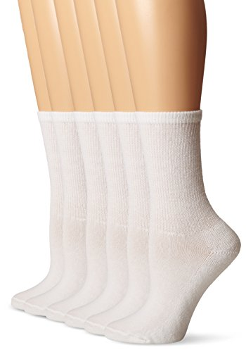 No Nonsense Women's Casual Sock pack of 6
