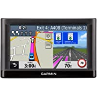 "Garmin nuvi 52LM 5"" Sat Nav with UK and Western Europe Maps and Free Lifetime Map Updates"