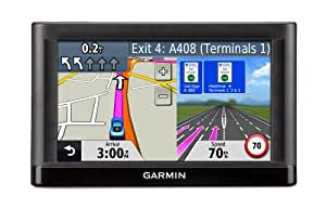 """Garmin nuvi 52LM 5"""" Sat Nav with UK and Western Europe Maps and Free Lifetime Map Updates"""